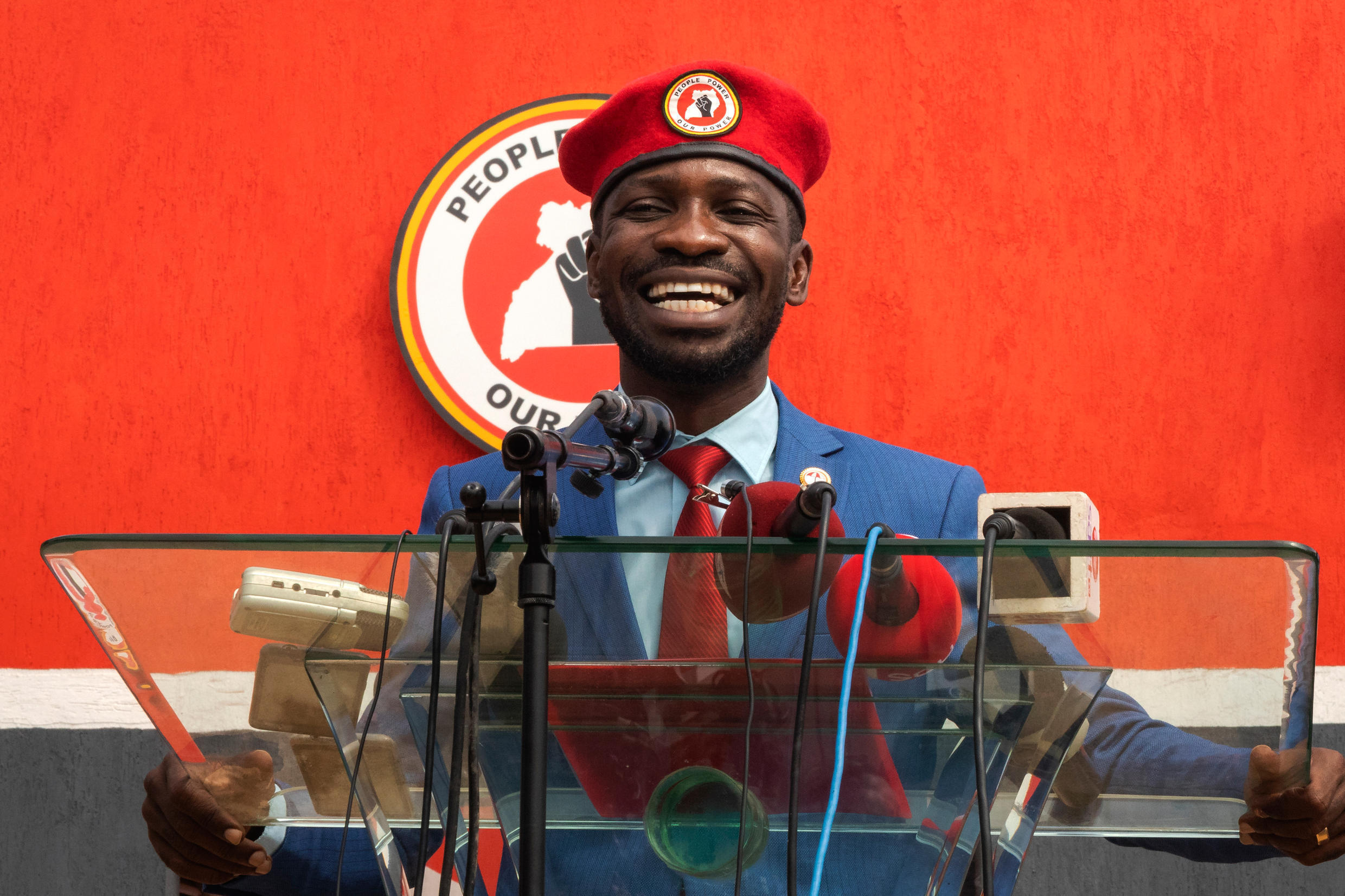 Ugandan singer-turned-politician Bobi Wine has been arrested numerous times in recent years