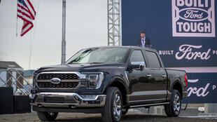 Ford reported lower US auto sales in the fourth quarter, citing a lingering hit from a spring manufacturing shutdown caused by the coronavirus