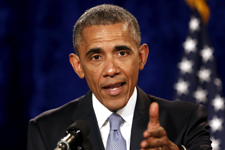 Барак Обама 23 апреля 2015