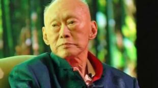 新加坡前总理李光耀病逝 享年91岁 (2015年3月23日)