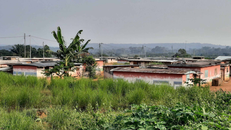 Anciennes cité des ouvriers en ruine (1)
