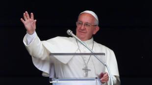 Shugaban mabiya darikar Katolikan na Duniya Paparoma Francis