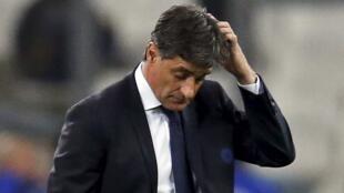 L'Espagnol Michel n'est plus l'entraîneur de l'Olympique de Marseille.
