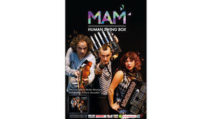 MAM CD Human Swing Box