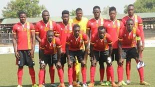 Kikosi cha timu ya taifa, Uganda Cranes