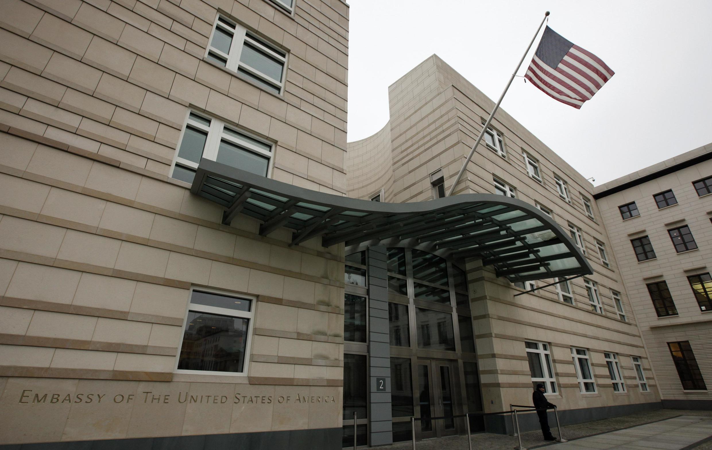 Tòa Đại sứ Mỹ tại Berlin