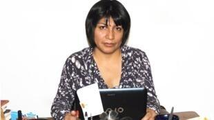 Mabel Cáceres Calderón.