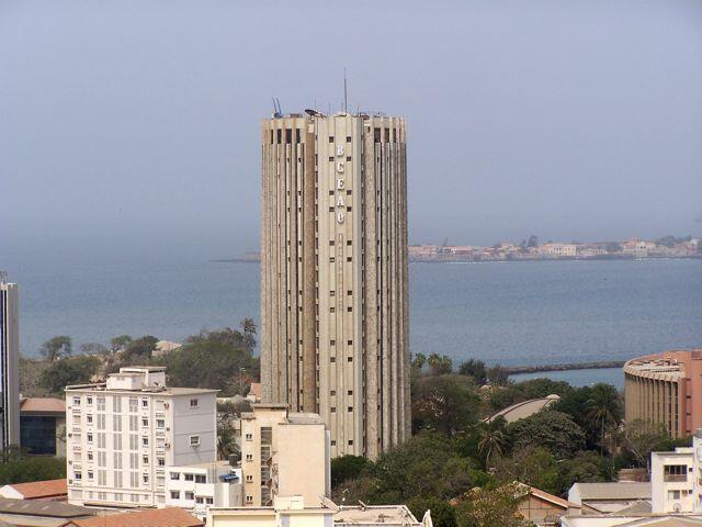 Sede do Banco Central dos Estados da África Ocidental