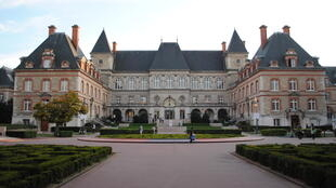 La Maison internationale de la Cité internationale universitaire à Paris.