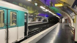 Apesar do fim da quarentena, a frequentação do sistema de metrô ainda não voltou ao normal (imagem de ilustração).