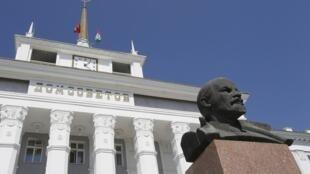 Здание городской администрации Тирасполя