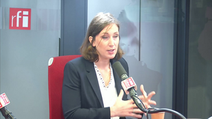 Carole Grandjean sur RFI le 7 novembre 2019.