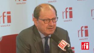 Hervé Novelli, maire UMP de Richelieu (Indre-et-Loire), ancien secrétaire d'Etat.