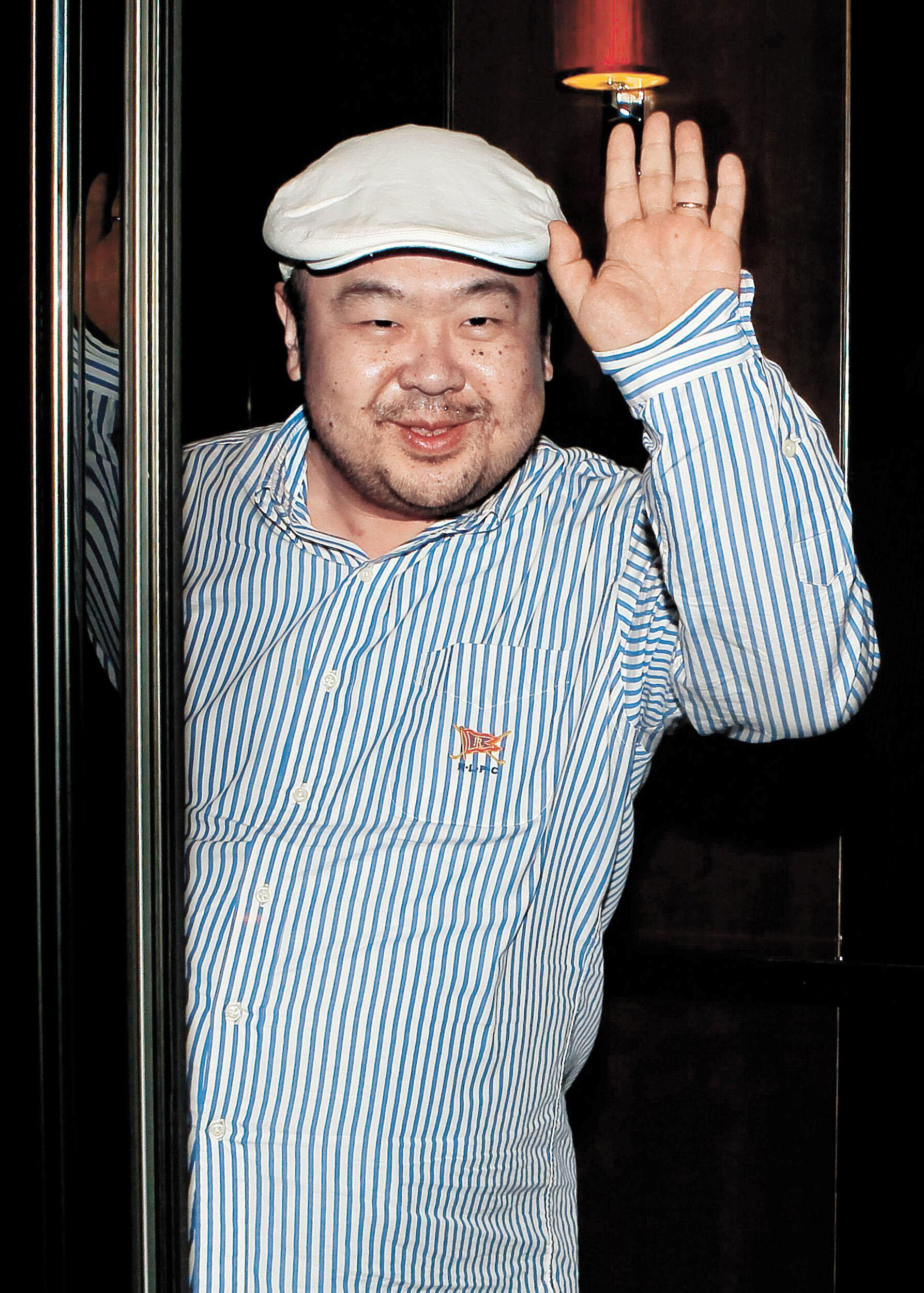Старший брат лидера КНДР Ким Чон Нам, 4 июня 2010.
