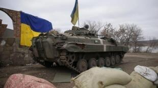 Intensidade dos combate diminuiu após tomada da cidade ucraniana de Debaltseve