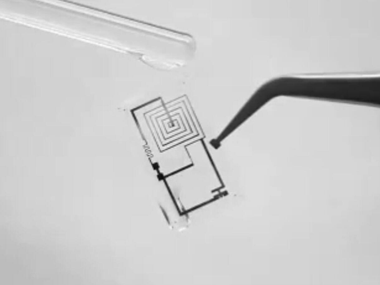 Les puces électroniques biodégradables pourraient servir lors des procédures chirurgicales.