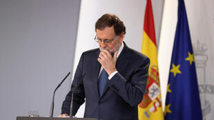 Премьер-министр Испании Мариано Рахой, 7 сентября 2017 г.