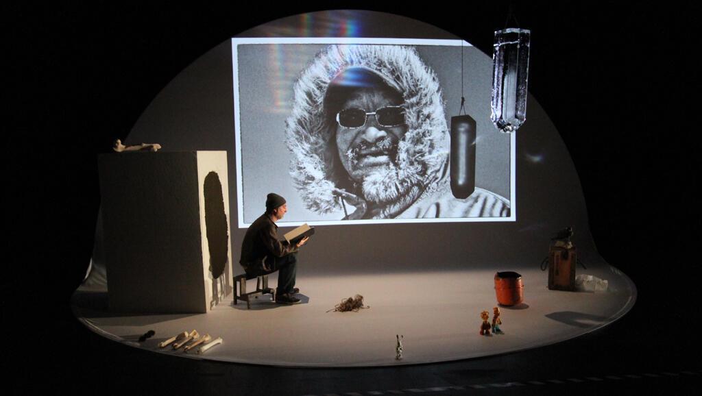 Photo du spectacle «Les âmes offensées».