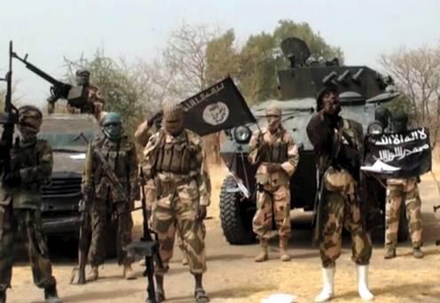 Wanamgambo wa Boko Haram