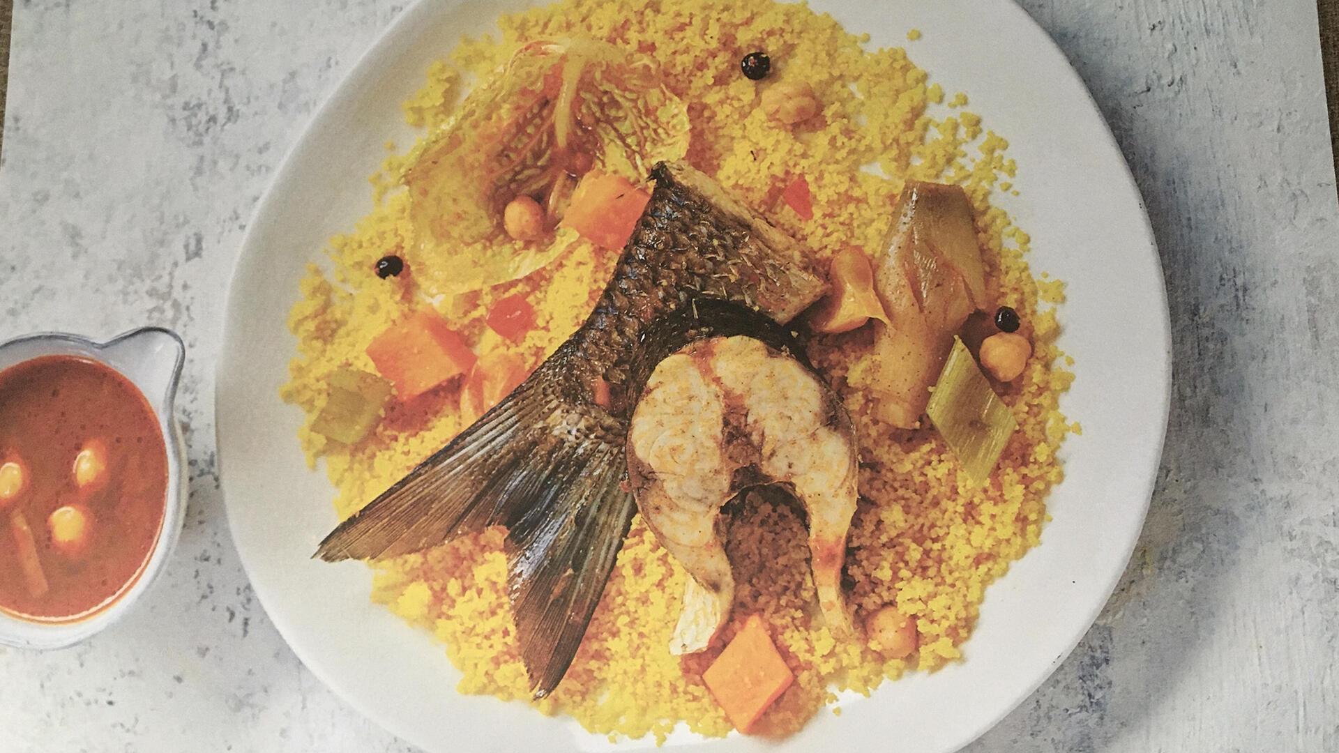 Couscous poisson - hommage Abdellatif Kechiche - Le goût du monde -  image00003