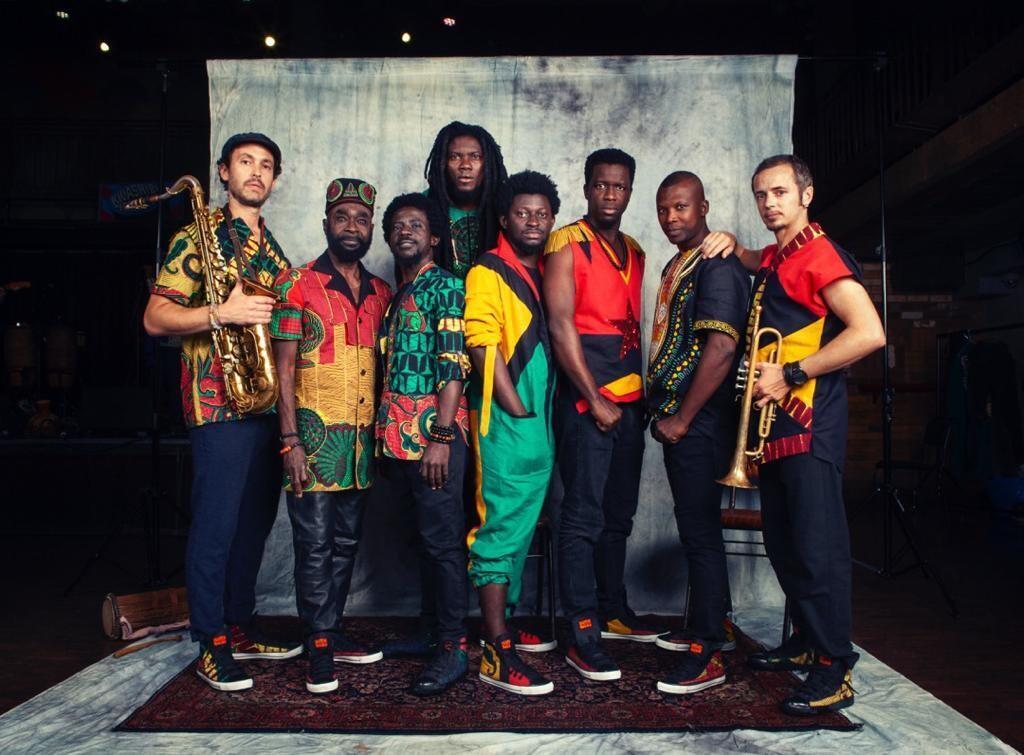 Pat Thomas et le Kwashibu Area Band
