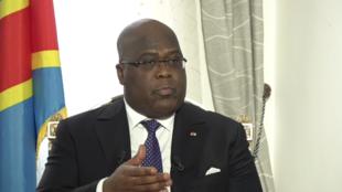 Le rapport de la mission d'audit chapeautée par l'Inspection générale des finances (IGF), avait été remis directement au président Félix Tshisekedi (notre photo).