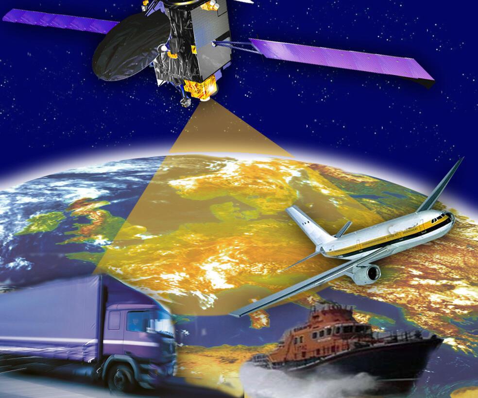 Европейский EGNOS делает американский GPS в 10 раз точнее.
