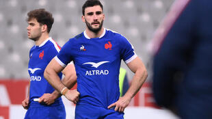 Charles Ollivon has made 23 Test apperances since his France debut in 2014
