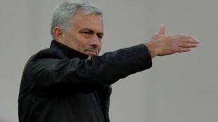 Mai horar da kungiyar Manchester United Jose Mourinho.