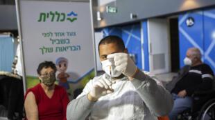 israel vacinas