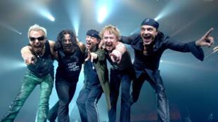 Scorpions, đợt lưu điễn cuối cùng trước khi giải nghệ (DR)