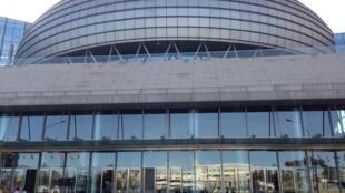 Sede da União Africana em Addis Abeba, Etiópia