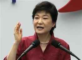 Rais wa Korea kusini, Park Geun-Hye