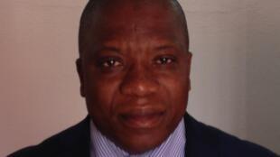 José Pedro Sambu, presidente da Comissão Nacional de Eleições da Guiné-Bissau.