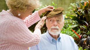 照顧老年癡呆症