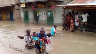 Madhara ya mafuriko yanavyoshuhudiwa katika nchi za Afrika Mashariki ikiwemo Burundi