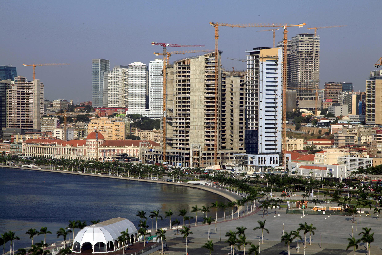 Luanda, capital angolana