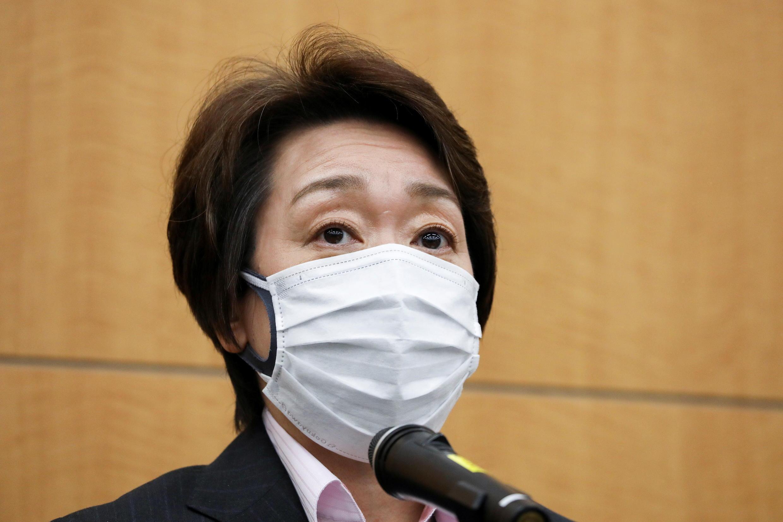 Seiko Hashimoto,