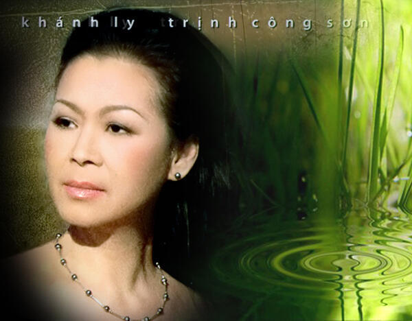 Ca sĩ Khánh Ly hát với Hội văn hóa Trịnh Công Sơn (DR)