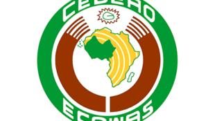 Logo de la Cédéao (Communauté économique des Etats d'Afrique de l'Ouest).
