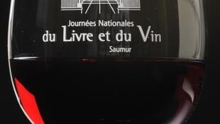 Esta já é a 18ª edição das jornandas do livro e do vinho organizadas no centro-leste da França.