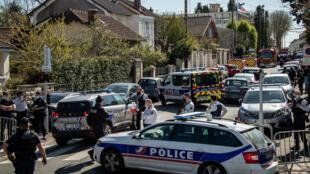 Ataque em Rambouillet foi o 17º na França desde 2014.