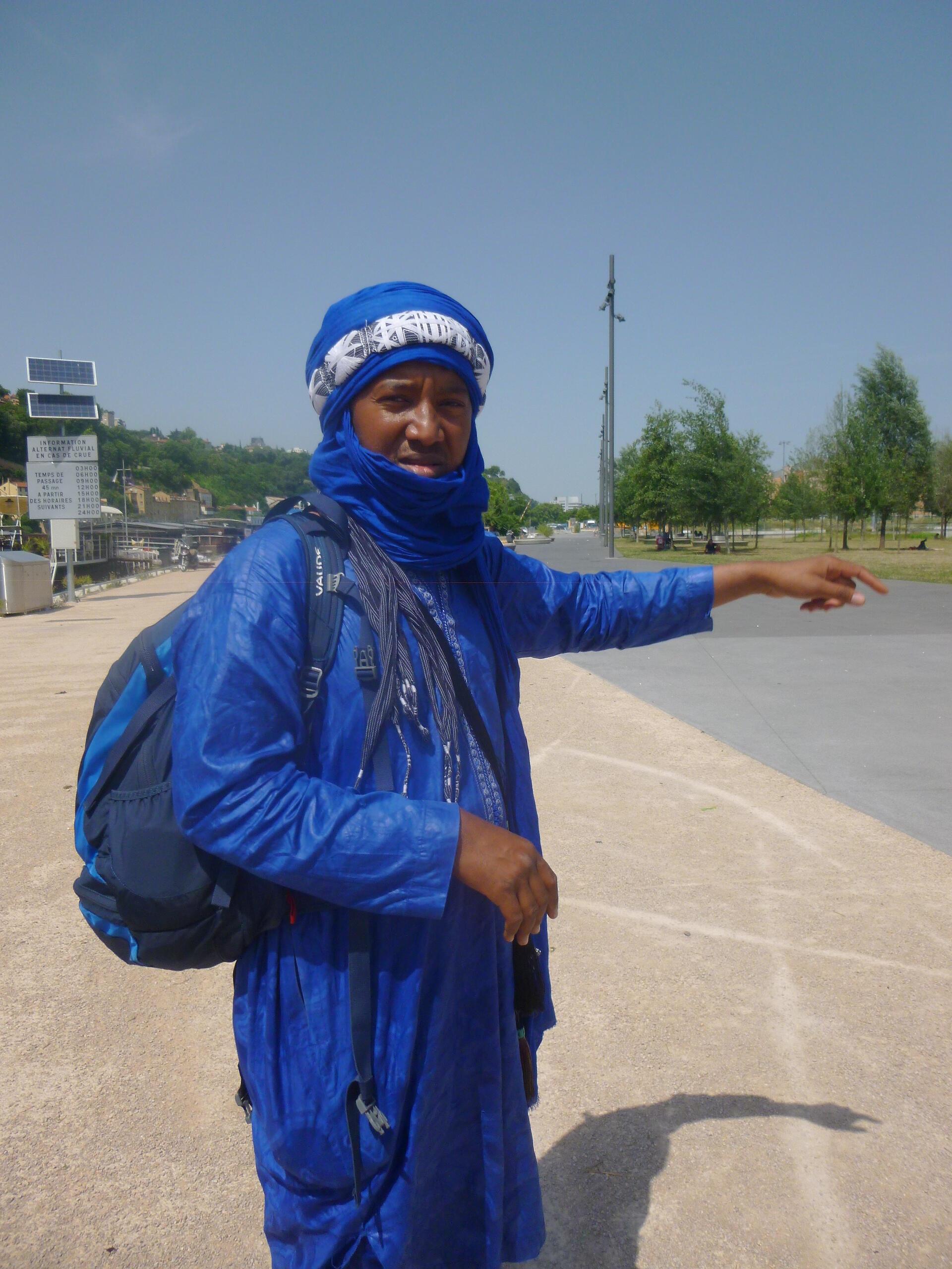 Mohamed El Maouloud Ag Hamid.