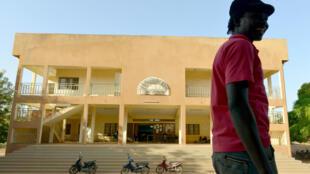 Juan Gomez donne la parole aux étudiants de Ouagadougou - Université de Joseph Ki-Zerbo, Université de Ouagadougou
