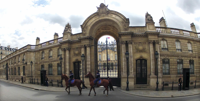 Điện Elysée (Phủ Tổng thống Pháp) sẽ đổi chủ vào ngày 15/05/2012 tới.
