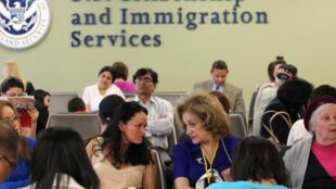 Serviço de imigração