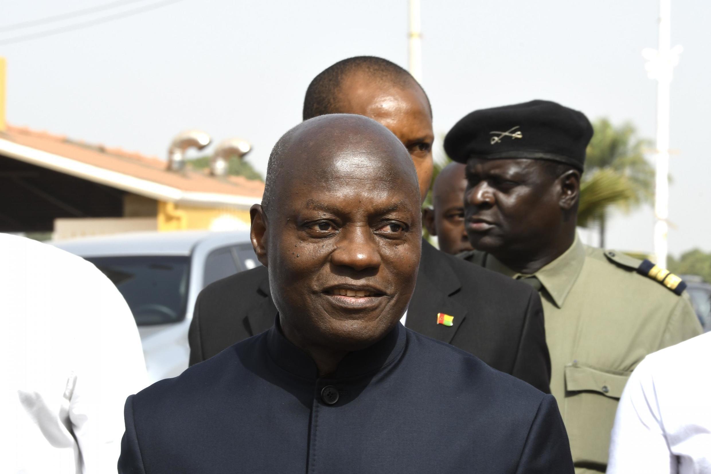 José Mário Vaz, presidente da Guiné-Bissau, em campanha acena com sanções divinas contra CEDEAO