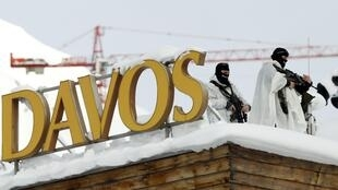 The World Economic Forum begins in Davos, Switzerland, Wednesday, January 20