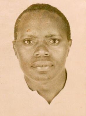 Jenerali Augustin Bizimungu mwaka 2003.