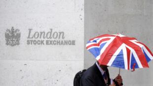 A l'annonce de l'adoption du Brexit par les Britanniques, les cours de la Bourse se sont effondrés, le 24 juin 2016.